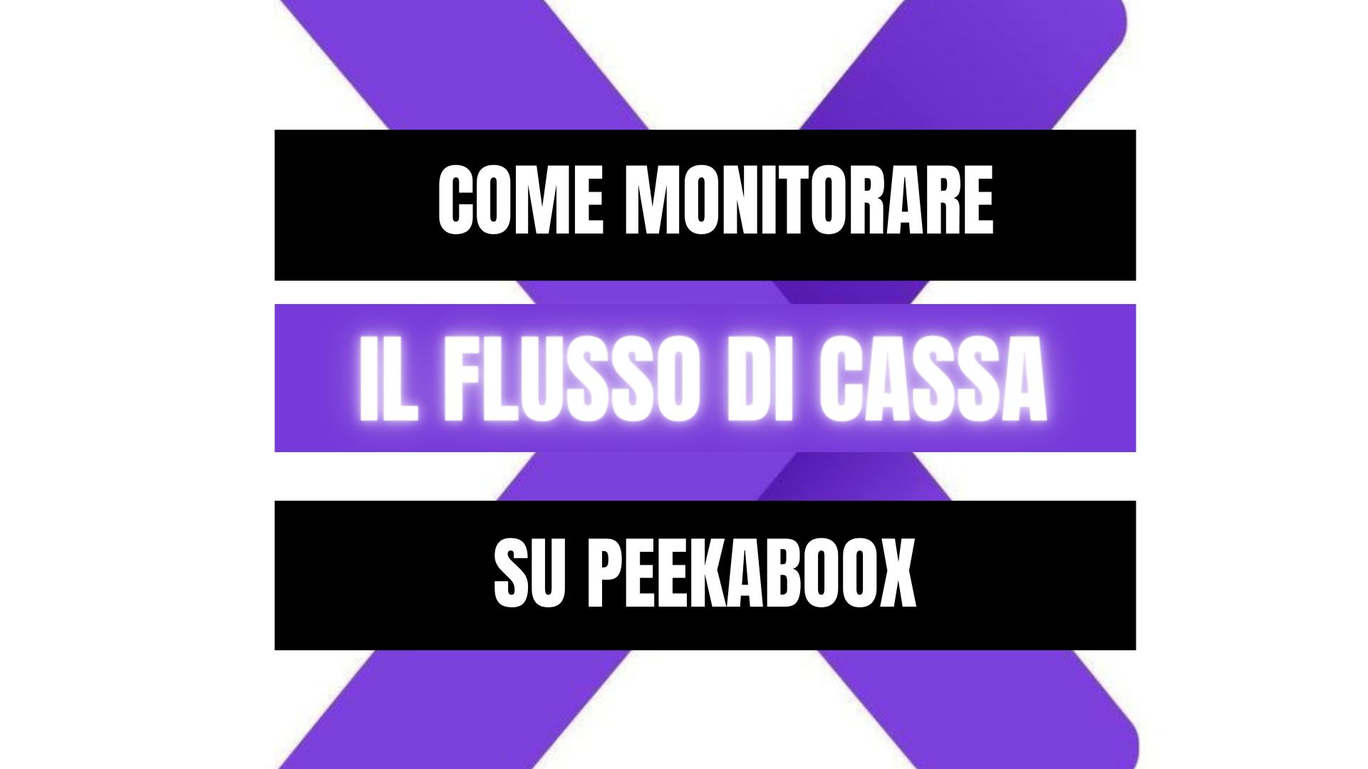 Peekaboox - Monitor the Cash Flow